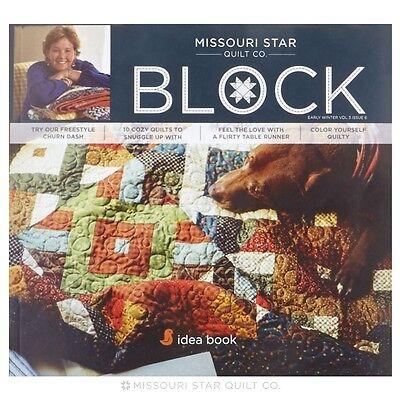 Quilt Magazine   Block   Fall 2016 Vol 3 Issue 6   Missouri Star Quilt Co