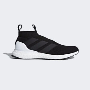 Adidas Ace 16+ Purecontrol Ultraboost - Core Black (Size 8.5)