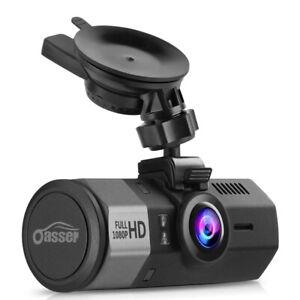 Oasser Dash Cam Car Full HD 1080P | G-Sensor | 170º Angle | NV |