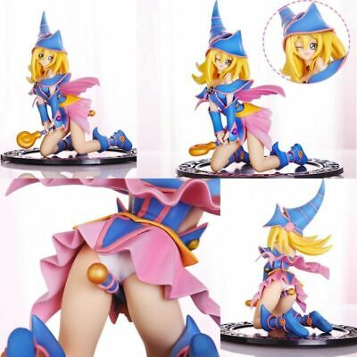 Yu Gi Oh Duel Monsters Kotobukiya Xmas gift Dark Magician Girl PVC Figure ()