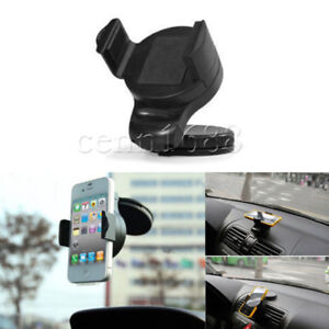 Universal Car Windshield Mount Holder Bracket For Cell Phone or