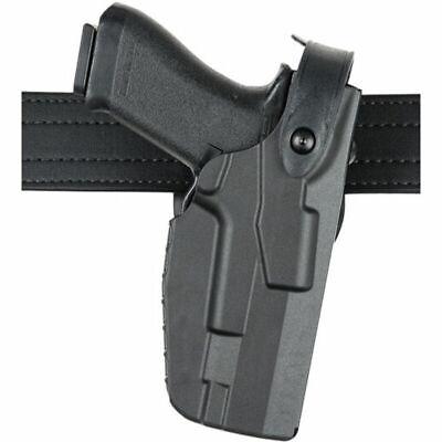 Safariland 7360-835-411 7ts Alssls Mid-ride Level 3 Holster Rh Blk For Glock 17