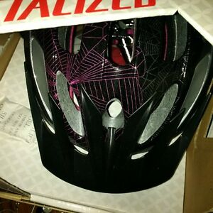 Brand new, never worn women's Sierra Helmet