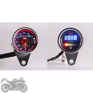 LED Speedometer Tachometer Fuel Gauge For Harley Davidson XL Sportster 1200 883