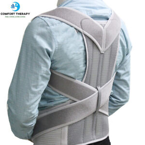 Posture Corrector Back & Neck Support Unisex Brace*MANY IN STOCK