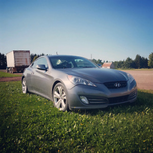 genesis coupe v6