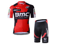Breathable New Mens Team Cycling Jersey Quick Dry Short shorts Sleeve Bycycle Clothing size M L