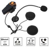Mini Auricular Micrófono Para Bt-s2 Bt-s1 Bluetooth Intercom Motorcycle Casco B2 - inter - ebay.es