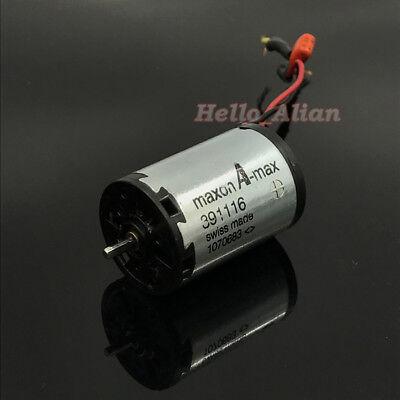 Swiss Maxon A-max 391116 Mini 22mm Coreless Motor Dc 12v-24v 11000rpm High Speed