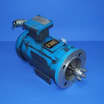 BALDOR ELECTRIC CO. 1HP ELETRIC MOTOR FOR HAZARDOUS LOCATION CM7014 *PAINTED*
