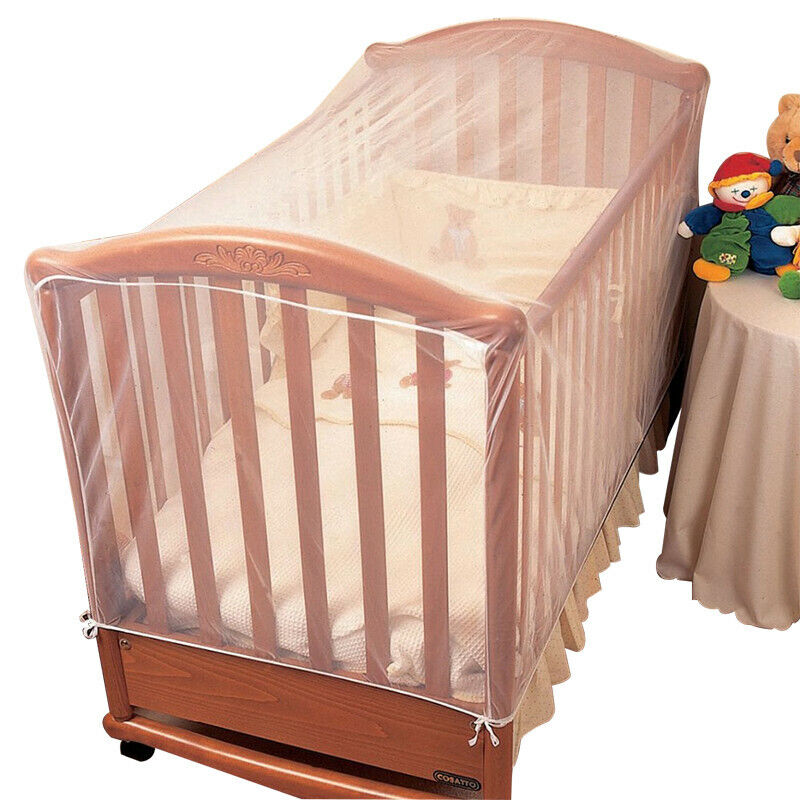 Baby Crib Cot Insect Mosquitoes Nets stock in Child for Canopy Netting Folding