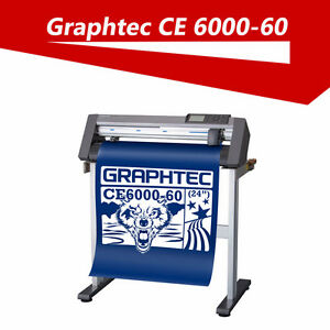 "Stahls 16x20 Auto Heat Press+Graphtec CE6000 24"" Vinyl cutter"