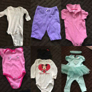 Baby Clothes 0-12