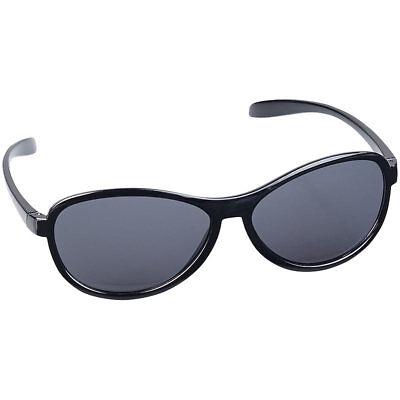 PEARL Kontrast-verstärkende Sonnenbrille, dunkle Gläser, polarisiert, UV 380