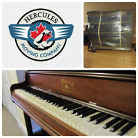 Piano Moving Specialists (647)-444-2899 www.HerculesMoving.ca