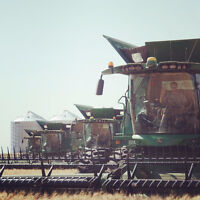 Combine operators needed for fall harvest