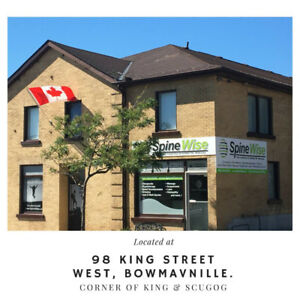 Downtown Bowmanville Office Space For Lease