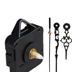 DIY Quartz Battery Wall Clock Movement Mechanism Repair Tools Replace Parts Set