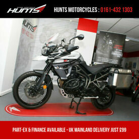 2018 '18 Triumph Tiger 800XCx. 1 Owner. Only 2,290 Miles. Panniers. £8,495