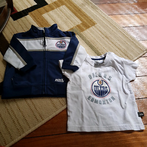 Oilers Baby Clothes