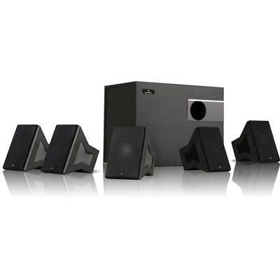 Tolles Aktiv Lautsprecher System für Einzigartigen Heimkino und Musikgenuss 40W
