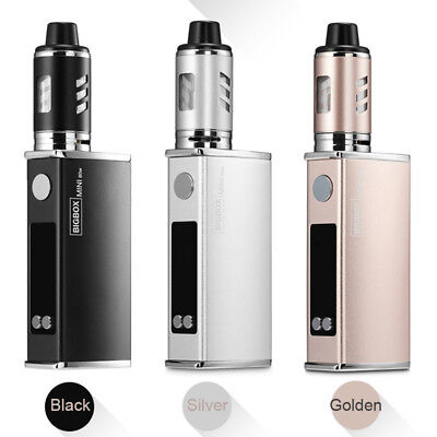 80W Tank Vape Kit Electronic Vape E Pen Cigarettes Mini Starter Kit W  Battery