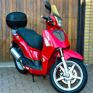 Kymco - People 50s 4T