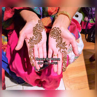Henna Artist Stands With More Than 10yrs of Exp- Brampton