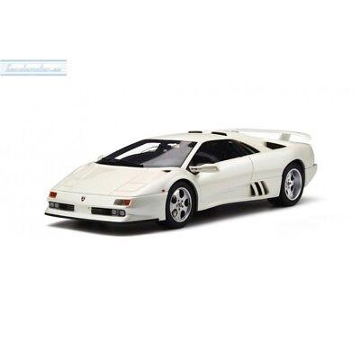 1:18 1990 Lamborghini Diablo Jota SE30 white GT SPIRIT GTS18501W