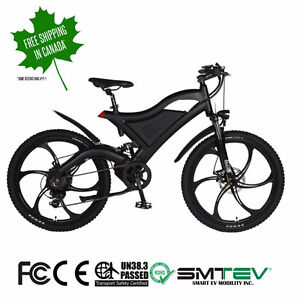 SMTEV™ Konquest Electric Bicycle
