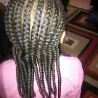 African weaves and braids