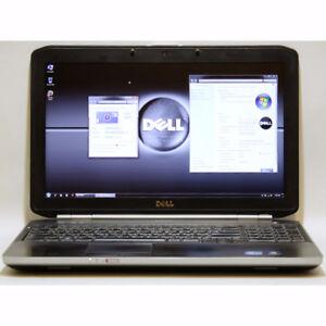 Dell Latitude E5520 Laptop 320GB WiFi 4GB RAM Webcam HDMI i3
