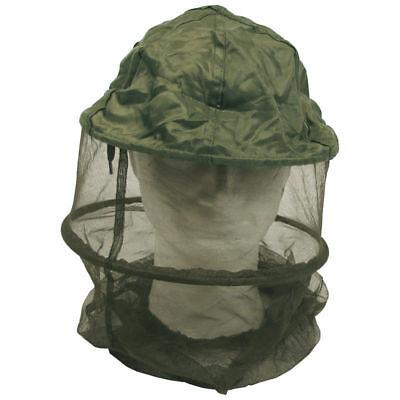 High Quality Mosquito Midge Head Face Net Mesh - Camping Fishing Hunting Hiking