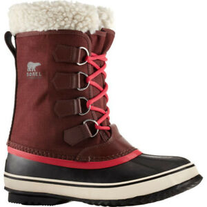 Sorel Women Winter Carnival  Boots - Madder Brown size 7