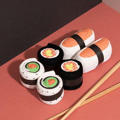Sushi Socks DOIY Socken 3 Paare Lachs Box Strümpfe