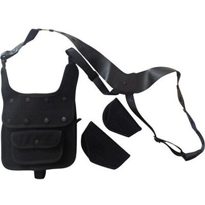 Holster Shoulder Harness Conceal Carry Gun Purse Bag Pistol Concealed Weapon - Gun Holster Purse