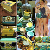 RETRO DESIGN & ANTIQUES FAIR - Sunday Only - JUNE 11 - 10am-3pm