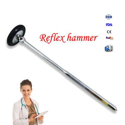 Neurological Reflex Hammer Medical Percuteur Diagnostic Hammer Lightweight 22cm