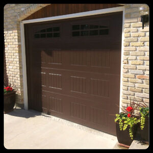 ON SALE★Garage Doors and Electric Openers★BEST PRICES IN TOWN★