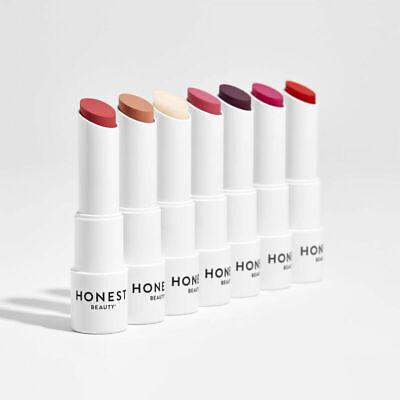 Honest Beauty Tinted Lip Balm ~ Shade Choice ~ Jessica Alba ~ Clean Makeup