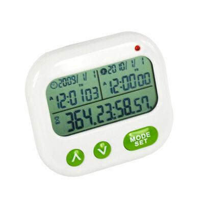 Digital 1999 Days Countdown Timer W/ Alarm Clock Event Reminder Day Egg Counter