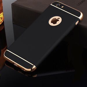IPhone 6 6S 7 Luxury Cases Gold Pink Black *Screen Protector $5