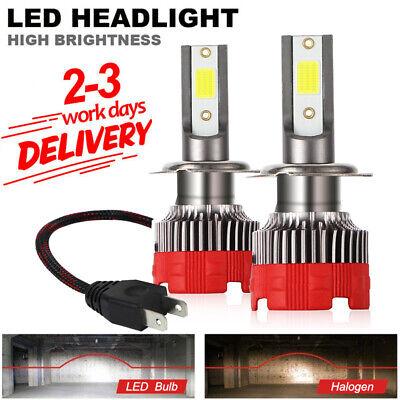 2x H7 LED Scheinwerfer Kit Auto Nachrüstsatzglühlampen VS Xenon Halogen Lampen online kaufen