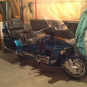 Honda Goldwing 1500 SE  Canadian Edition