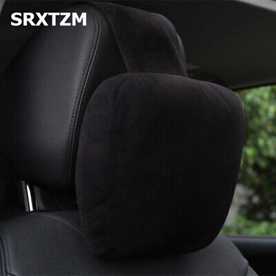 2pcs Luxury Design For Benz S Class Car Headrest Seats Supports Pillows Cushion