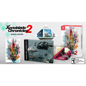 NEW Nintendo Switch Xenoblade Chronicles 2 Special Edition