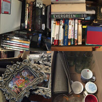 Multi family garage sale PRICED TO SELL