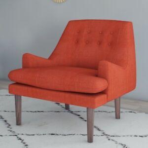 1-Chaise d'appoint Carncome par Langley & AUTRE MODELES