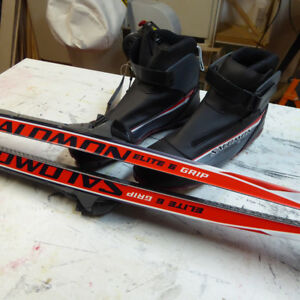 Salomon Cross Country Skis, Boots and Poles (NEW)