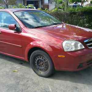 Chevy Optra 2004